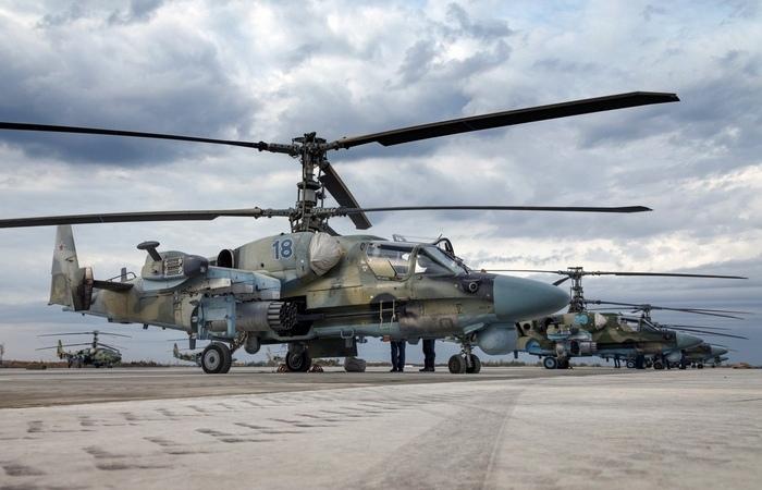 Ка-52М: грозный «Аллигатор», который делает самолеты-штурмовики ненужными