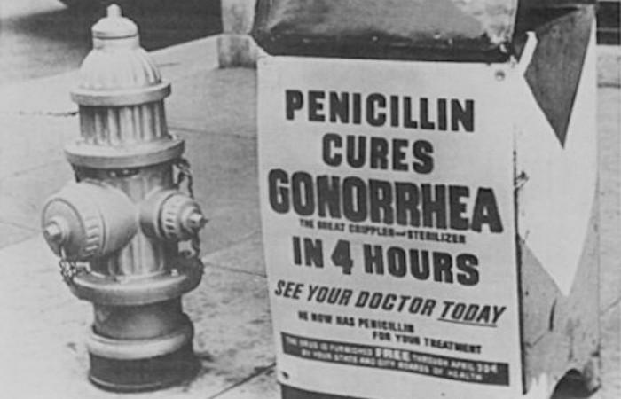 Аллерген: пенициллин.