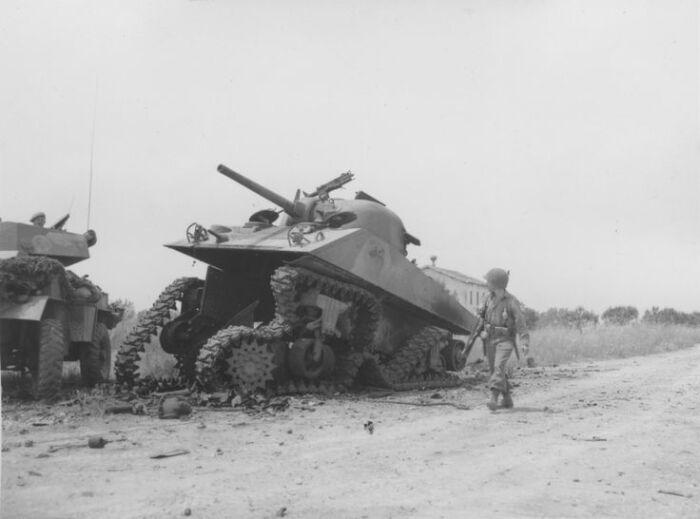До 1948 года не было танка способного выдержать выстрел Яги. |Фото: blogspot.com.