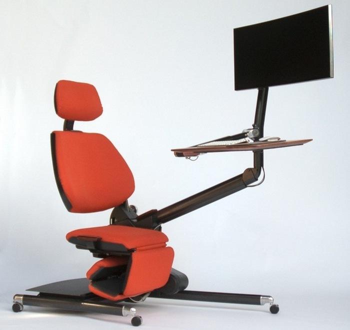 Энергомичное кресло.