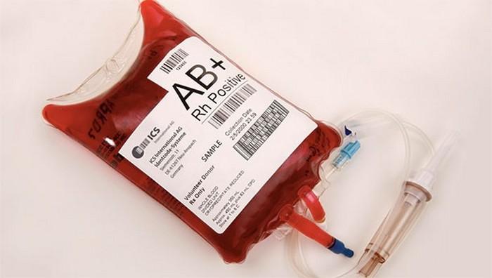 Обратить внимание: кровяной бизнес.