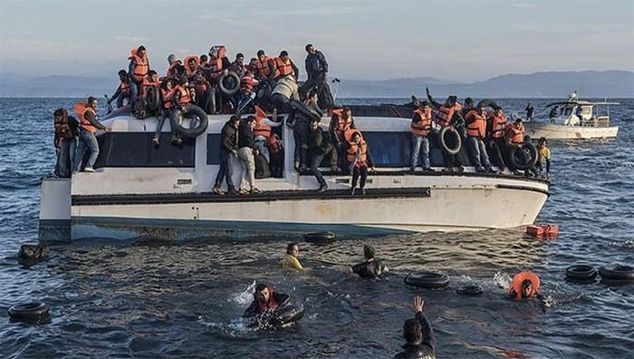 Обратить внимание: беженцы.