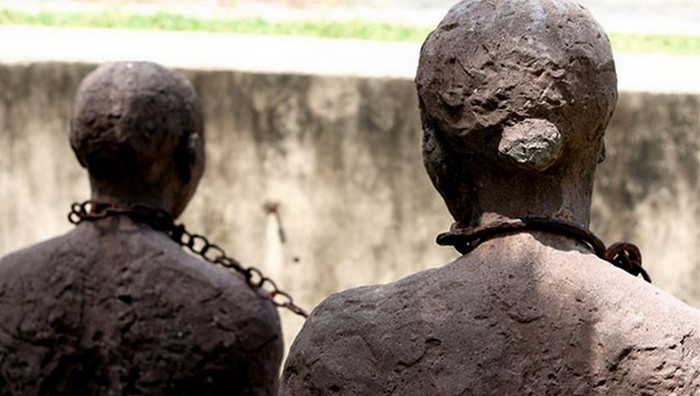 Обратить внимание: рабство.