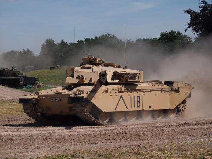 Тактическая маркировка для обозначения танков. |Фото: goodfon.ru.