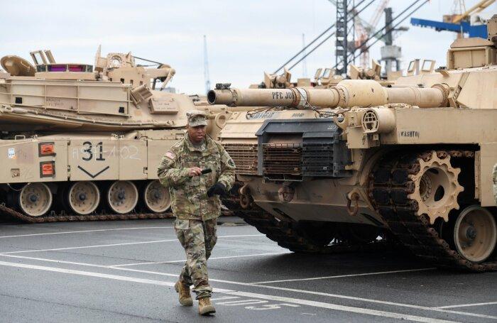 Подобное существует во многих армиях. |Фото: newsweek.com.