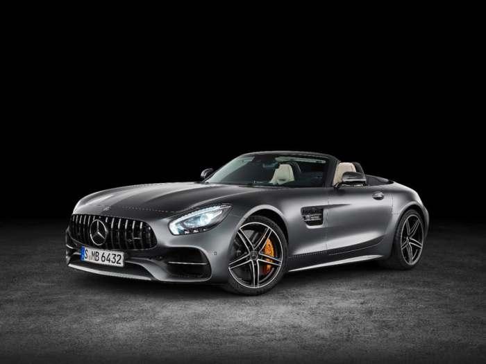 Mercedes о стиле знает все!