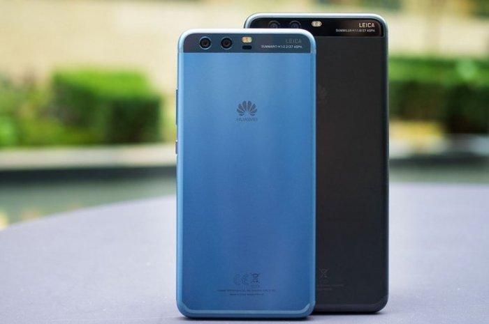 Очень мощный аппарат - Huawei P10 Plus.