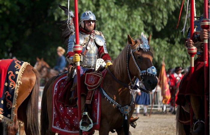 Польские рыцари. |Фото: livejournal.com.