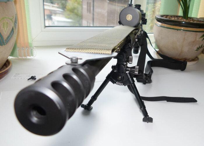 Лента для тех, кто хочет делать самые точные выстрелы. |Фото: guns.allzip.org.