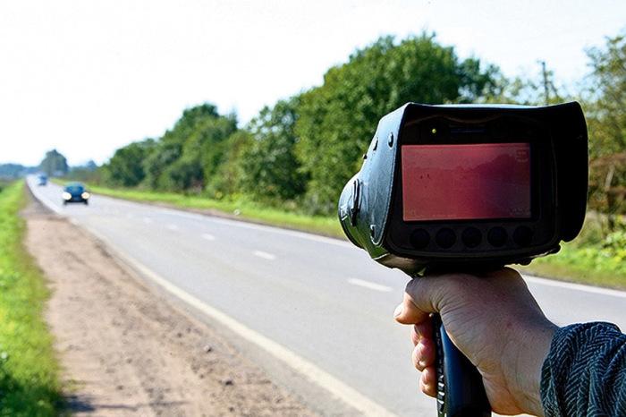 Полицейские радары не любит никто. |Фото: 4tochki.ru.