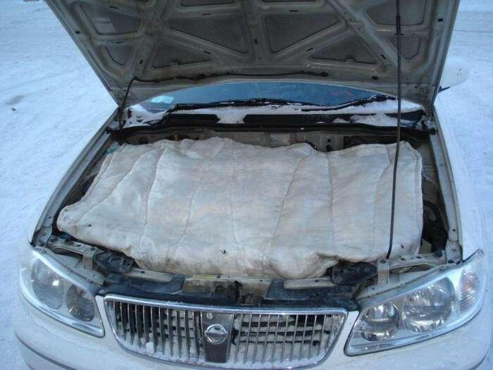Утеплять двигатель стоит. |Фото: sylphy.ru.