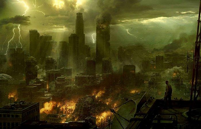 Апокалипсис, Армагеддон, конец света...