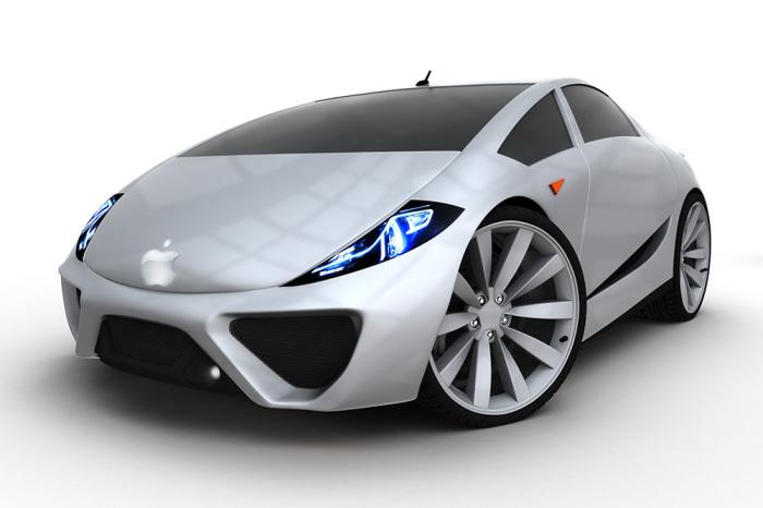 Apple Car - автомобиль «интеллектуального управления».