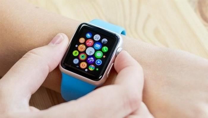 Привлекательный дизайн Apple Watch.