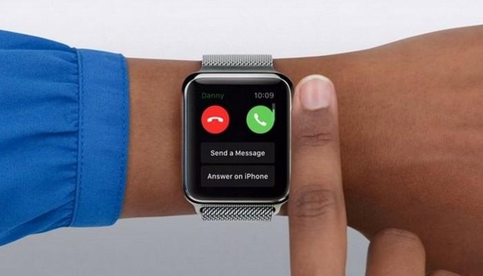 Удобство в использовании Apple Watch.