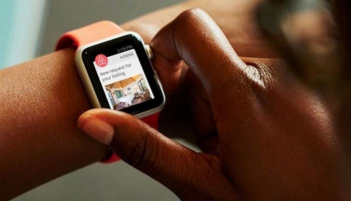 Доступность приложений с Apple Watch.