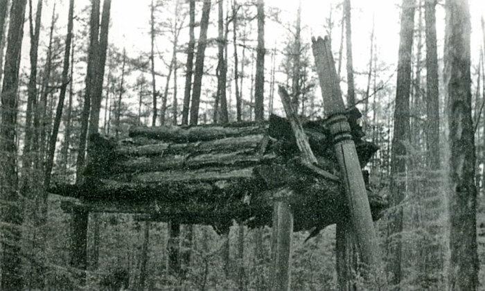 Ничто иное, как арангас.  Фото: yakutskhistory.net.