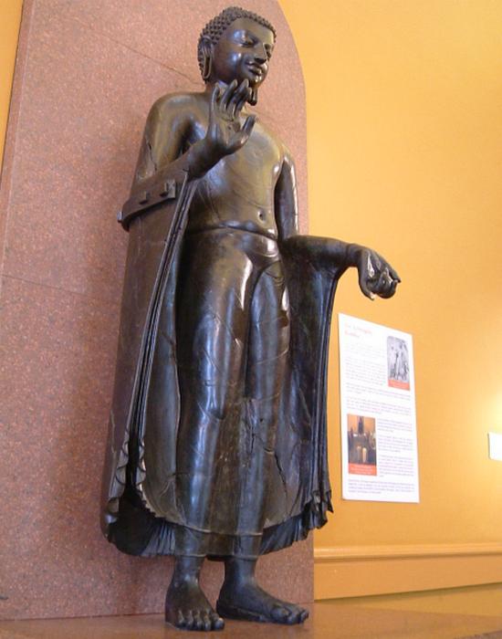 Салтэнгинджский Будда.