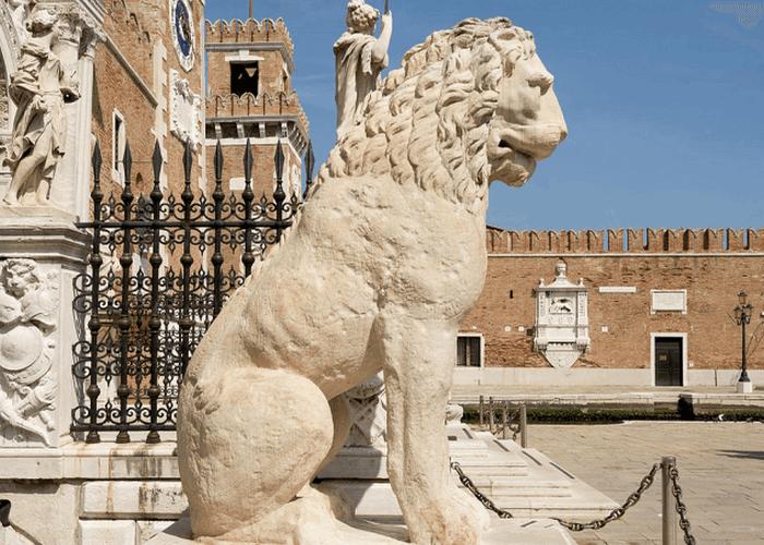 Пирейский Лев.