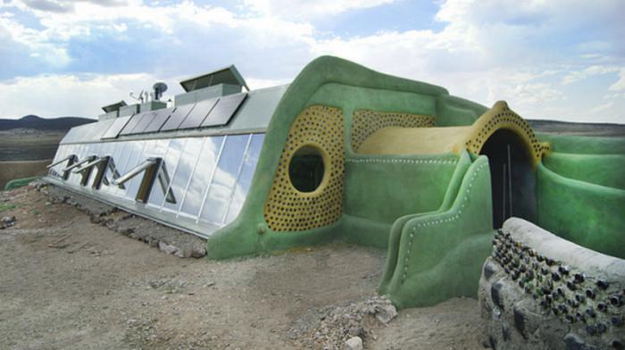 Невероятные архитектурные концепции.