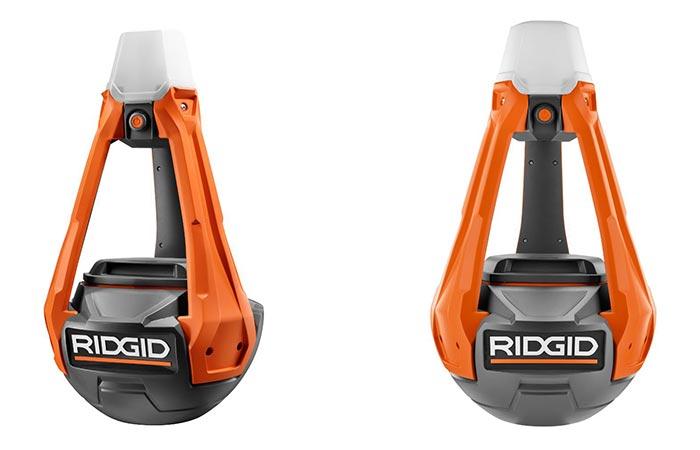 Универсальный светильник RidGid GEN5X Hybrid Upright Area Light.