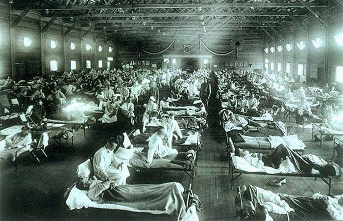 Это конец: непреодолимая пандемия.