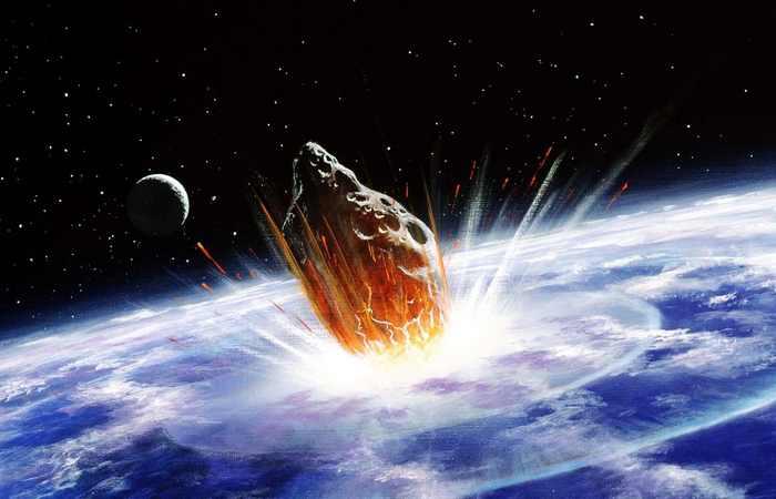 Это конец: воздействие астероидов.
