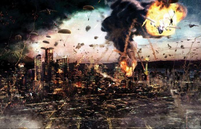 Это конец: ядерная война.