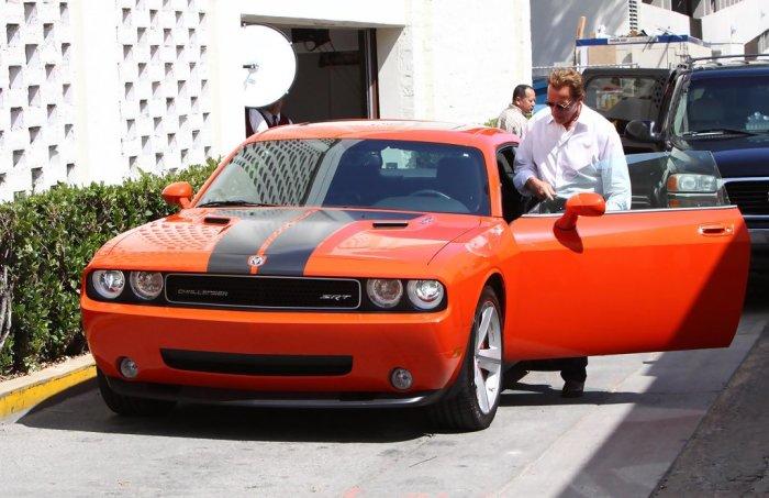 Красивый и стильный автомобиль. /Фото: zimbio.com.