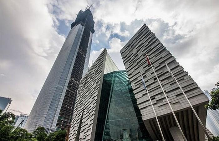 Международный финансовый центр.