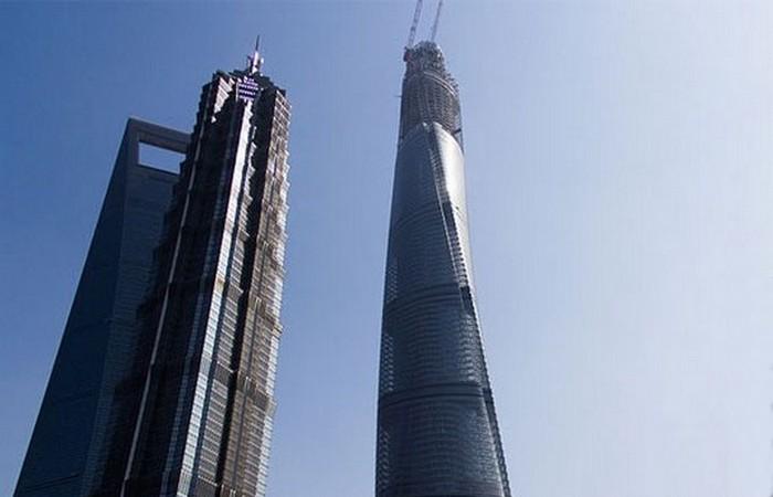 Шанхайская башня.
