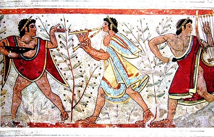 Музыка древних цивилизаций считалась утерянной.