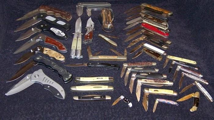 Изобретение, изменившие мир: ножи.