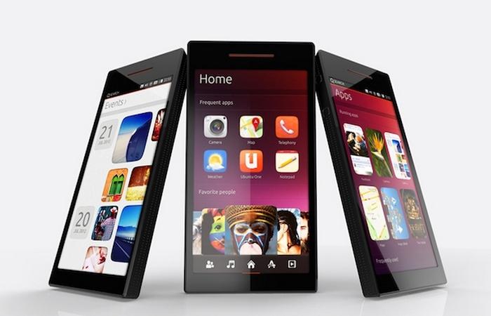 Смартфон на Ubuntu.