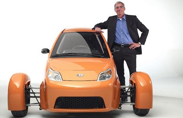 Elio Motors.