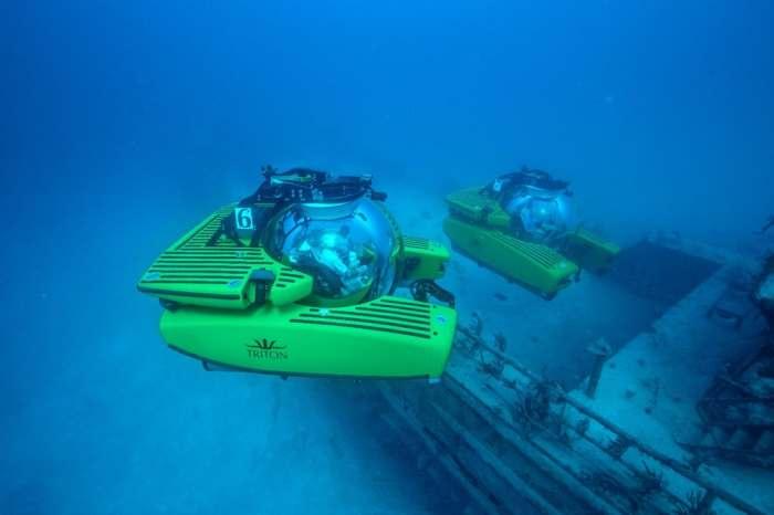 Подводная лодка для всех и каждого.