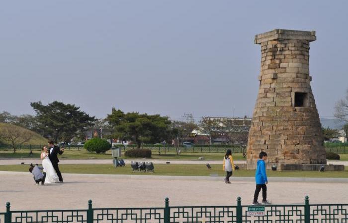 Башня разделена на 27 уровней.