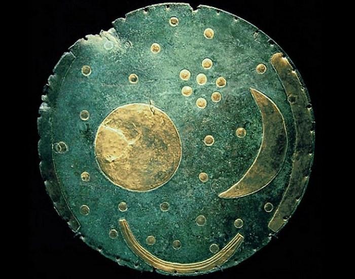 Небесный диск из Небры.