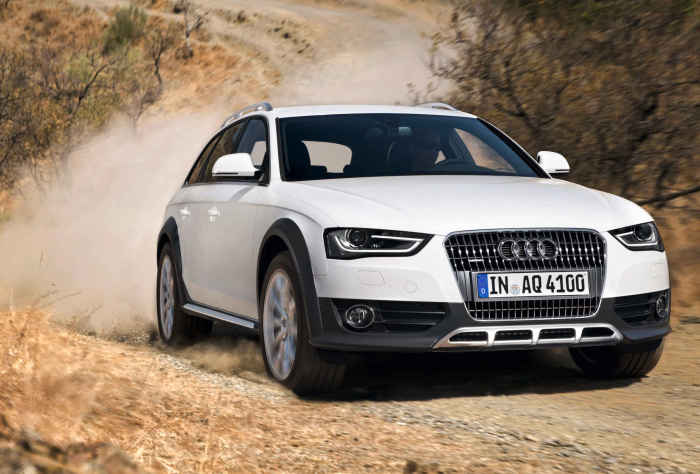 Audi Allroad: на рынке с 1999 года.
