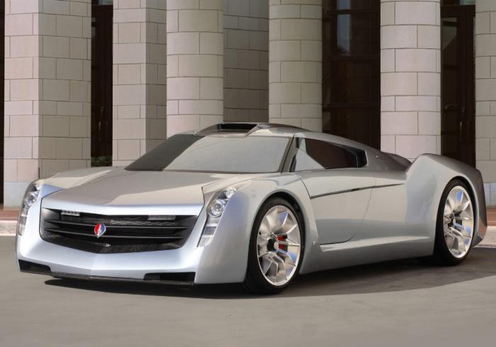Несбывшаяся американская мечта в GM EcoJet.