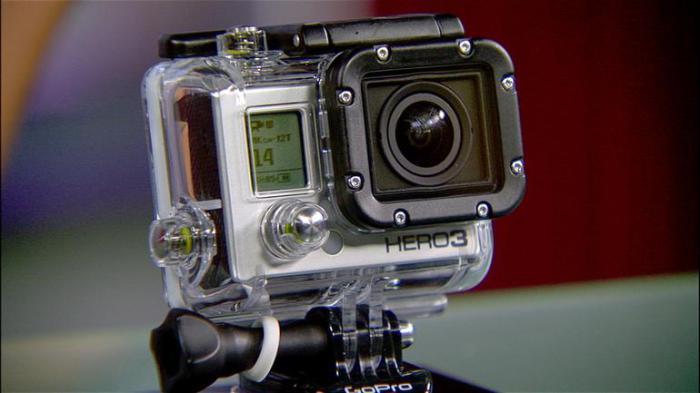 GoPro HD Hero3: превращая поездку в увлекательное приключение.