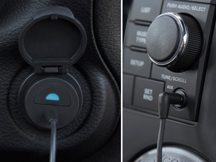 Griffin iTrip with Aha - радиостанция в автомобиле
