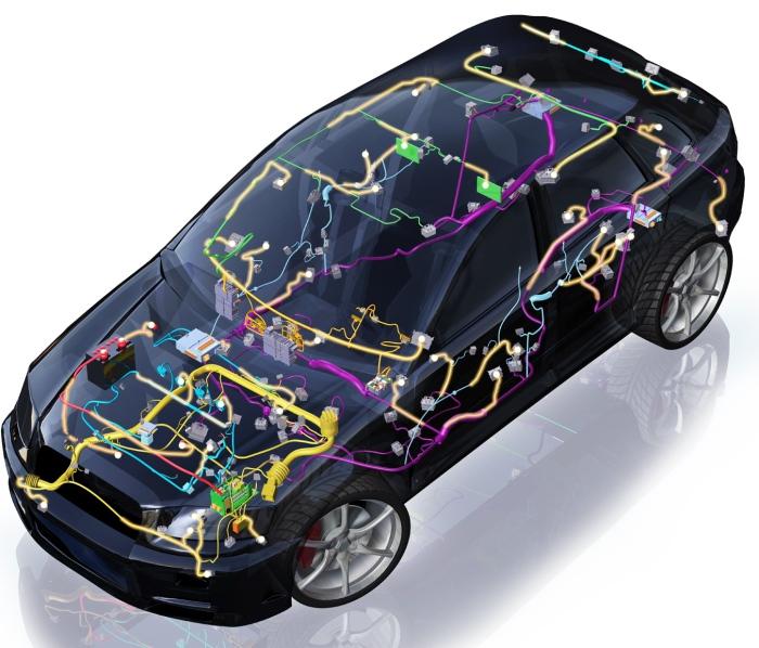 Delphi Vehicle Diagnostics: полная информация о состоянии авто.