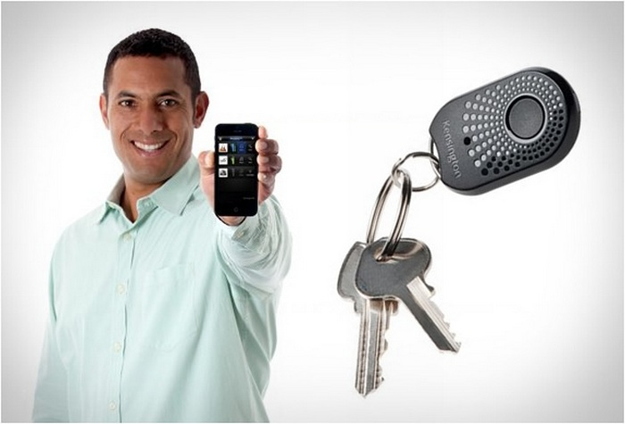 Kensington Proximo - брелок, синхронизируемый со смартфоном.