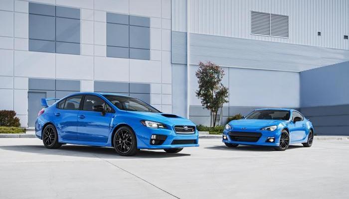 Subaru WRX STI / BRZ.