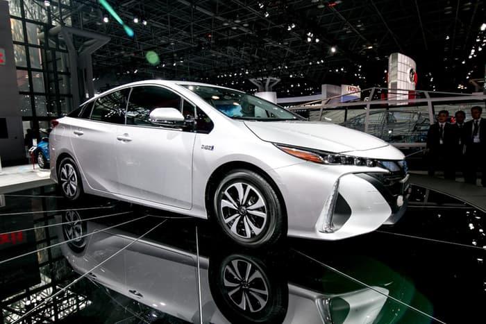 Toyota Prius Prime.