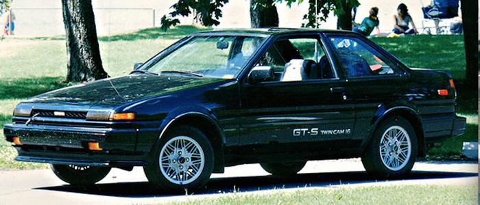 Toyota AE86.