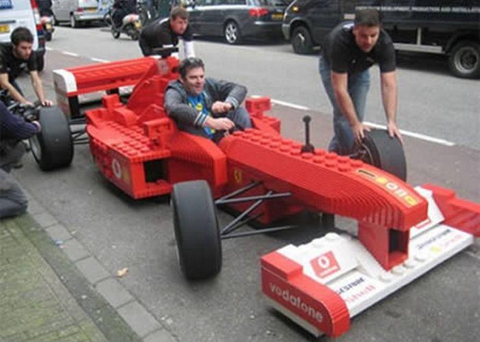 LEGO F1.