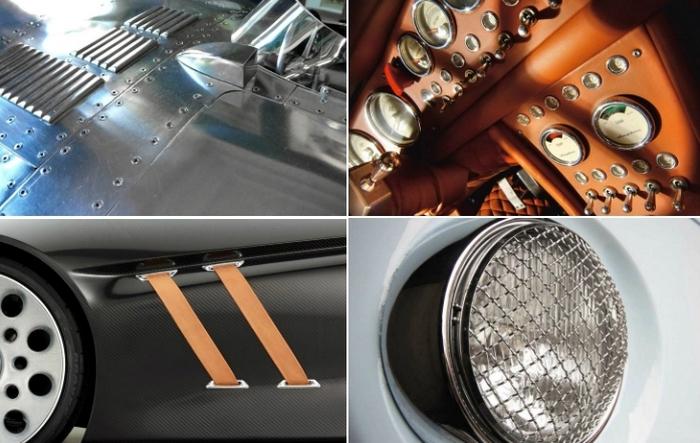 5 конструктивных классических особенностей автомобилей.