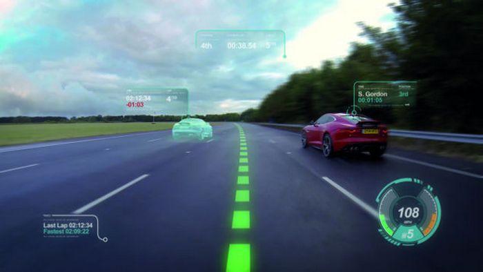 Футуристические датчики, которые могли бы сделать автомобиль лучше.